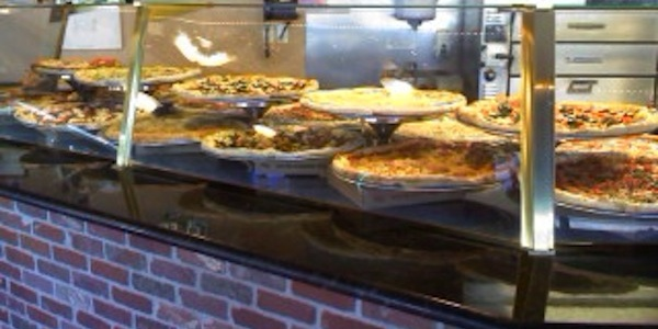 Pizza Display